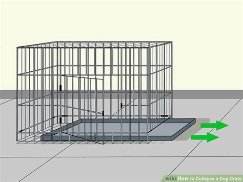 how to collapse a crate how to collapse a crate 9 steps with pictures wikihow
