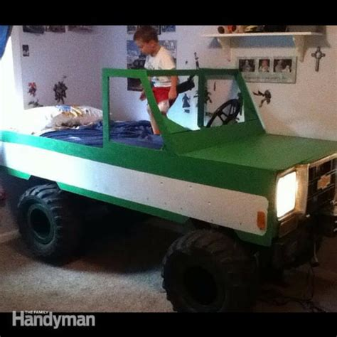 truck beds for kids 21 bunk bed designs and ideas the family handyman