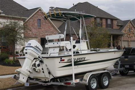 hydra sport boats specs 1998 hydra sport 21 bay the hull truth boating and