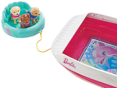 barbie dolphin magic ocean boat barbie dolphin magic ocean view boat playset3