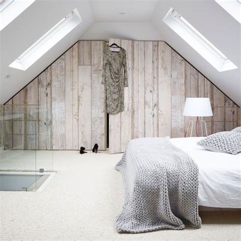 Attic Loft Bedroom by Interior Design Trends For A New Loft Space