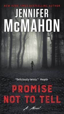 promise not to tell by mcmahon