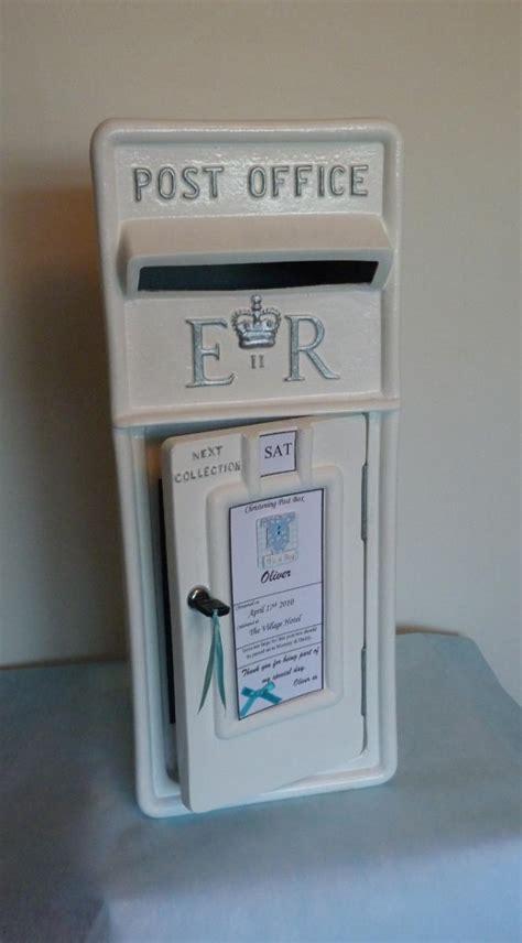 Wedding Post Box Hire York by Sweet Treats Company Leeds Stonegate Road