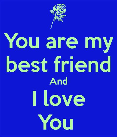 You Are My 5 you are my best friend and i you poster gill badger