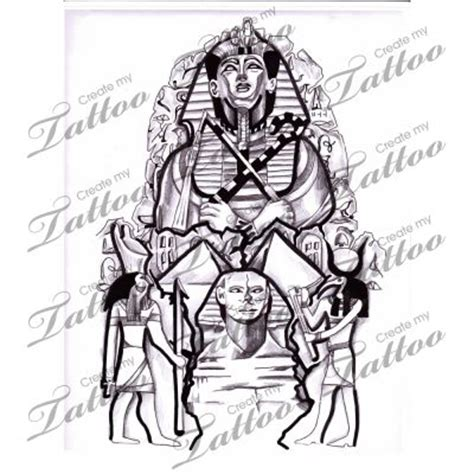 egyptian tattoo drawings 1000 ideas about sleeve on