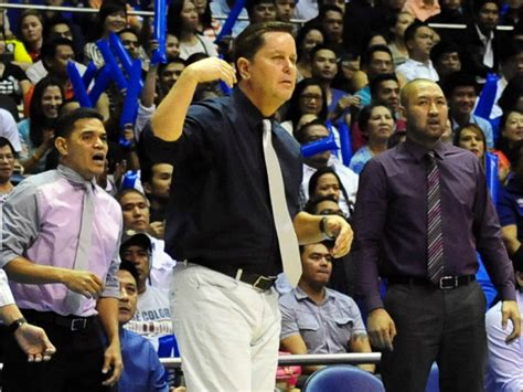 who is the new guy on gma 2014 should tim cone coach gilas he responds chot reyes is