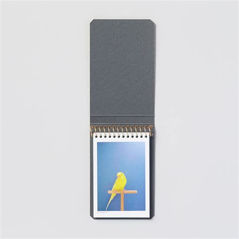Ima Blue postalco for ima concept store a7notebooks blue