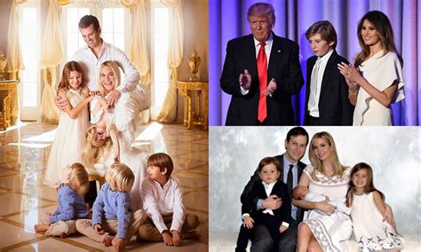 donald family pictures ivanka on with baby