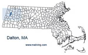 dalton map dalton ma dalton massachusetts lodging real estate dining