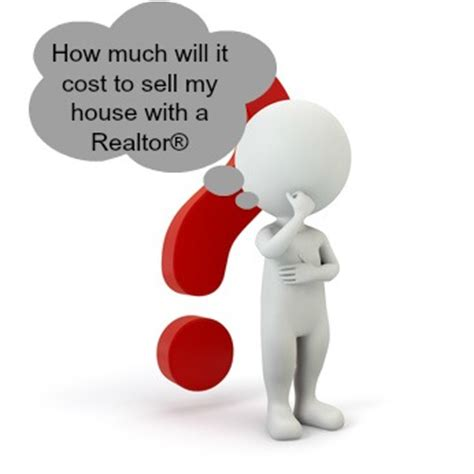 How Much To Sell A Used For by Find Out What It Will Cost To Sell Your Home S