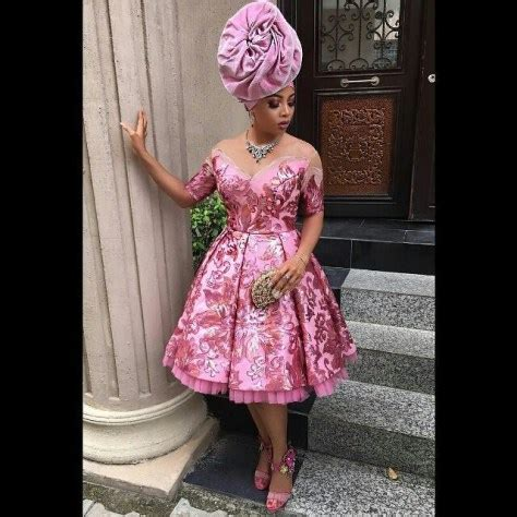 latest ashoebi lace styles creative ankara lace styles latest aso ebi fashion