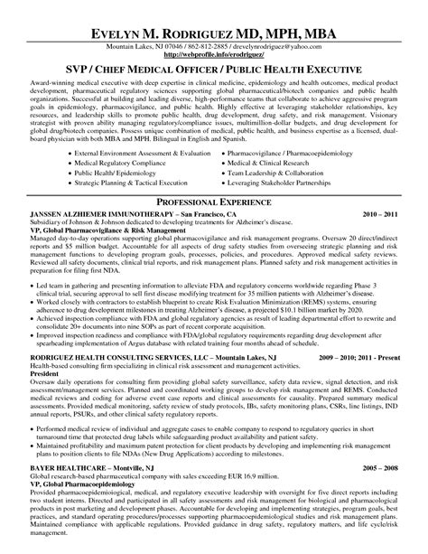 Health Sle Resume by Health Resume Sles Resume Format 2017