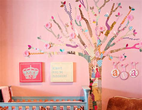 Wall Murals For Teenagers diy how to make a decoupage tree