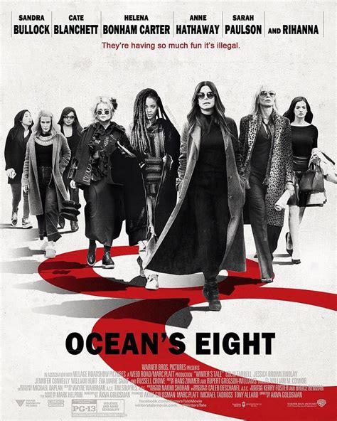 Ya tenemos trailer para Ocean´s 8 con Sandra Bullock y Rihanna K 11 Film