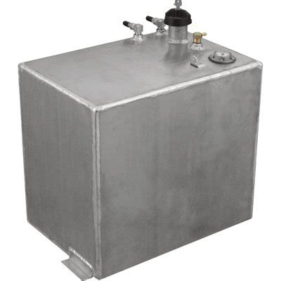 boat gas tank capacity rds aluminum transfer fuel tank 18 gallon rectangular