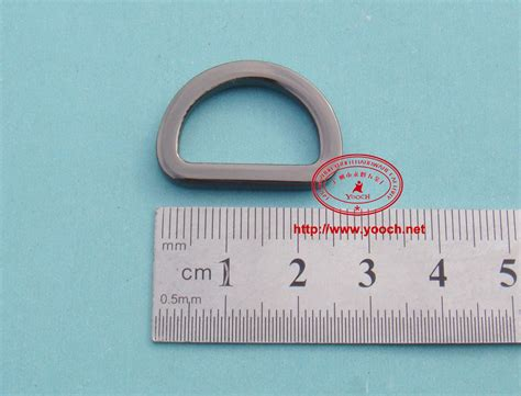 Webbing 3 8cm for 19 mm 3 4 inch webbing 50 pieces 2 9 1 9cm alloy d ring high quality in bag parts