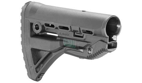 Shock Gl Gl Shock M4 M16 Shock Absorbing Buttstock Fab