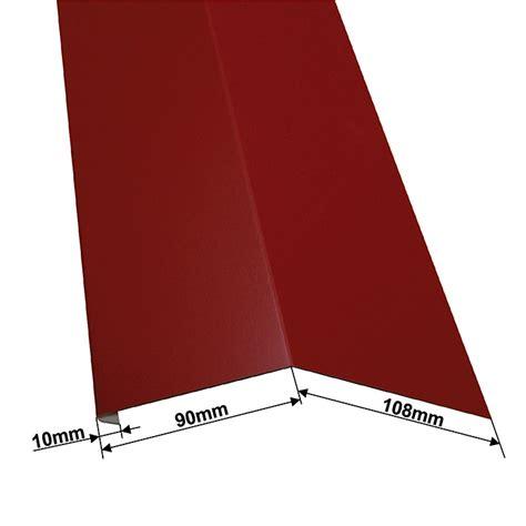 bauhaus dachrinne sch 252 rze f 252 r dachrinne terrakotta 100 x 10 8 cm