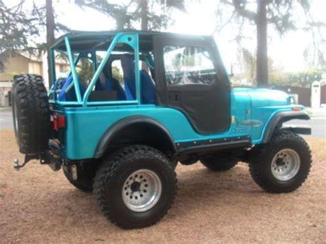 1982 Jeep Wrangler For Sale Sell New 1982 Jeep Wrangler Cj7 Custom Frame