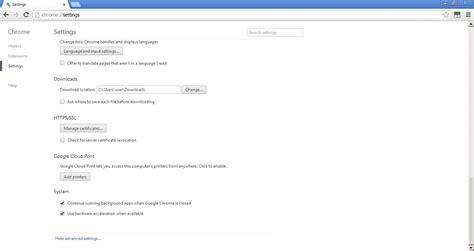 melihat history hasil  folder  google