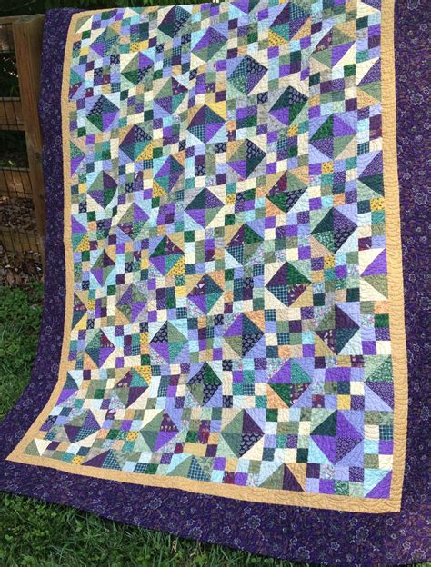 Make Quilt Borders by Framing With Quilt Borders