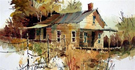 watercolor tutorial buildings utah artist russell black on cfai co with incredible