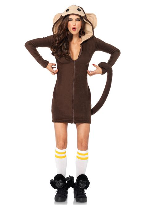 monkey costume cozy monkey costume