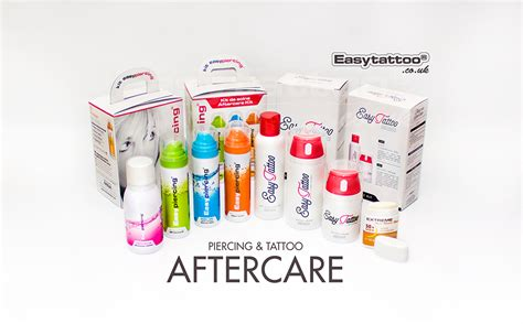tattoo aftercare uk 2015 easytattoo uk piercing and tattoo aftercare set sml