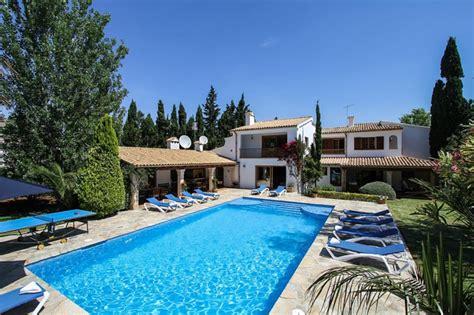 7 Bedroom Villas Rent Mallorca Villa To Rent In Las Palmeras Majorca 232828