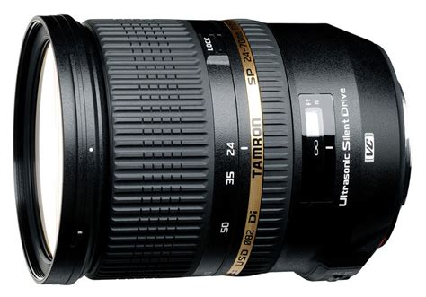 Tamron Sp 24 70mm F2 8 Di Vc Usd tamron sp 24 70mm f 2 8 di vc usd frame lens with