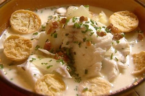 new england fish chowder recipe food network