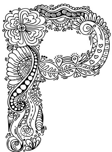 doodle name huruf i alphabet quot p quot doodle elephant bell drawings