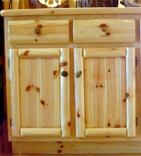 knotty pine kitchen cabinet doors knotty pine cabinets and kitchens