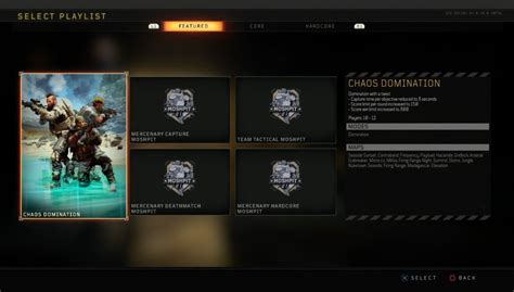 black ops january game settings update features