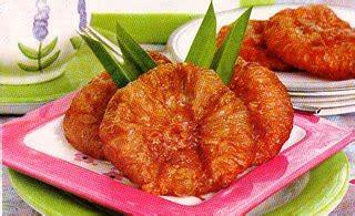 kue cucur tradisional indonesia nusantara food
