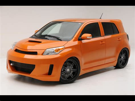 2009 scion xd 2009 scion xd mobile kitchen wallpapers by cars wallpapers net
