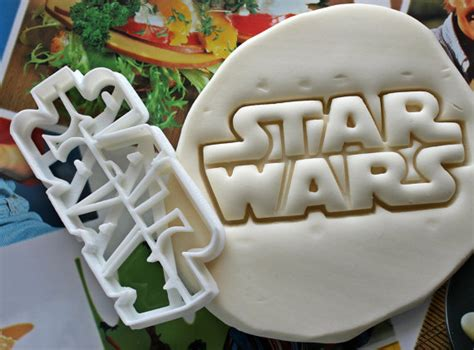 sta lettere wars letters cookie cutter made from biodegradable