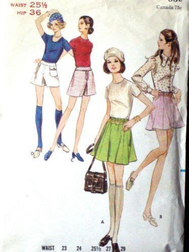 fab swing uk fab vtg 60s sexy swing flip mini skirts pant skirts