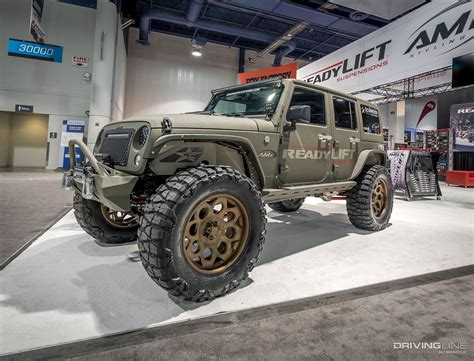 Jeeps Of Sema 2016 Gallery Drivingline