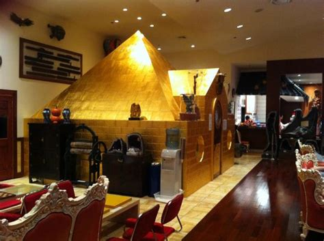 Chicago Detox Spa by The Golden Triangle Sauna Picture Of King Spa Sauna