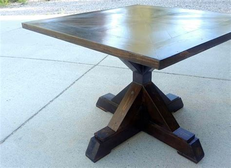 25 best ideas about pedestal table base on