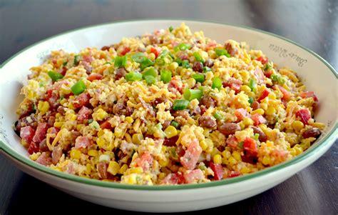 Corn Bread Salad Recipe ? Dishmaps