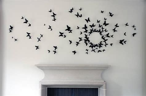 Gossip Bedroom Butterflies Fashionable Interiors Butterfly Wall