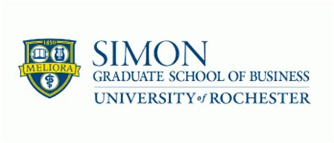 Simon Of Rochester Mba competing schools international graduate competition