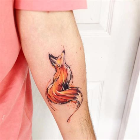 perfect tattoo fourteen fancy fox tattoos artists
