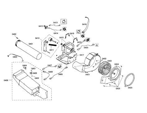 bosch dryer parts diagram bosch dryer cabinet door parts model wtmc3321us 03