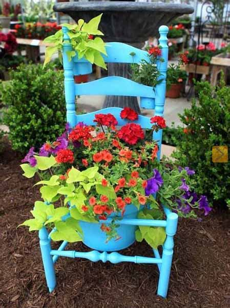 backyard decorations ideas unusual planters for backyard decoration 20 spring