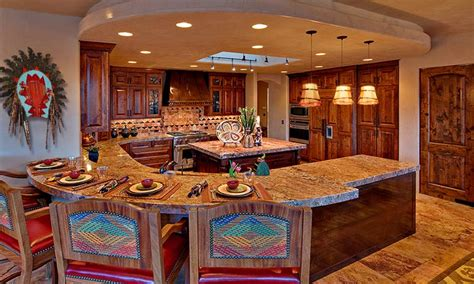 Western Kitchen Design Western Home Decorations House Experience