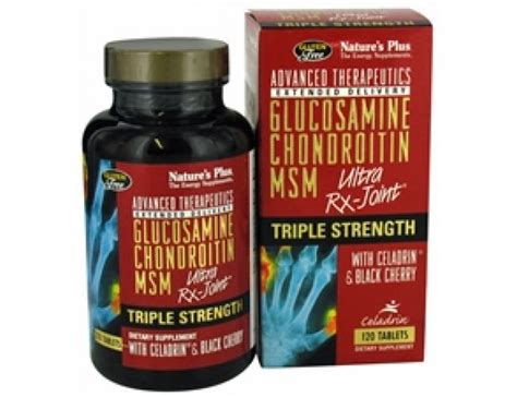 Quen Shop Nature S Plus Ultra Rx Joint Msm 90 Tablets nature s plus strength ultra rx joint glucosamine chondroitin msm w celadrin and black