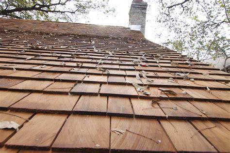 wood shingle roof matt risinger
